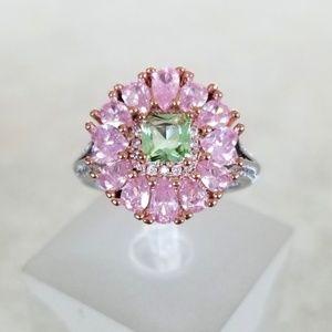 Mangueira Cocktail Ring